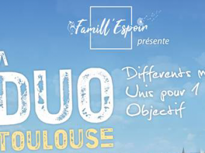 Course DUO Toulouse 2019